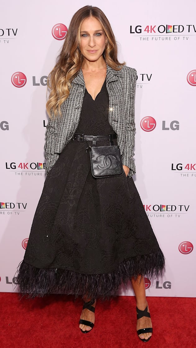 Sarah Jessica Parker at the 2014 Art Of The Pixel Gala
