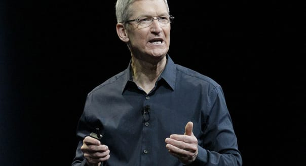 Tim Cook Religious Objections