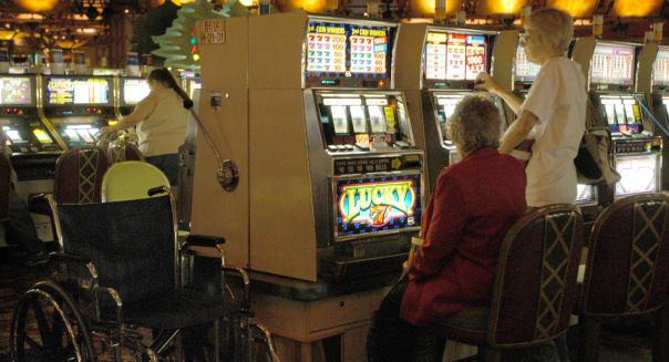 OLDER GAMBLERS