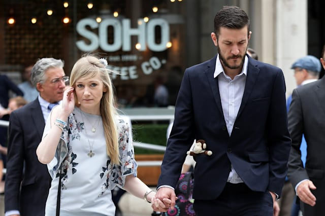 US Congress takes step toward giving baby Charlie Gard residency