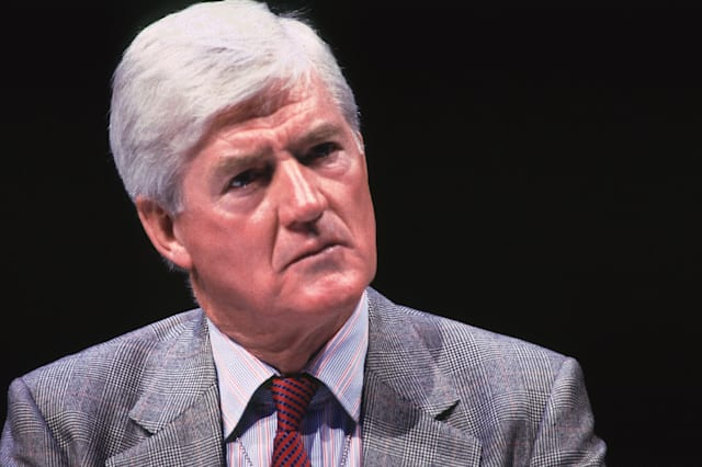 Cecil Parkinson ex MP at 1998 Party Conference