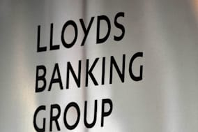 File photo dated 04/08/10 of a sign for Lloyds Banking Group as the taxpayer-backed bank is set to stoke further controversy over bonuses today amid reports it will announce a rise in staff payouts and shares windfall worth more than ?1.5 million for boss Antonio Horta-Osorio. PRESS ASSOCIATION Photo. Issue date: Thursday February 13, 2014. The group is expected to say its staff bonus pot has risen close to ?400 million for 2013, up from ?365 million for 2012, alongside full-year results showing a return to bottom line profits. Under a deal agreed with UK Financial Investments - the government body charged with managing taxpayer stakes in banks - it is thought that Mr Horta-Osorio will only receive his bonus if the share price remains above 73.6p for six months or half of the remaining 33% taxpayer stake in the bank is sold off. See PA story CITY Lloyds. Photo credit should read: John Stillwell/PA Wire
