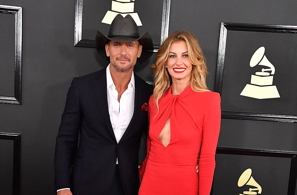 Tim McGraw and Faith Hill are releasing a joint album!
