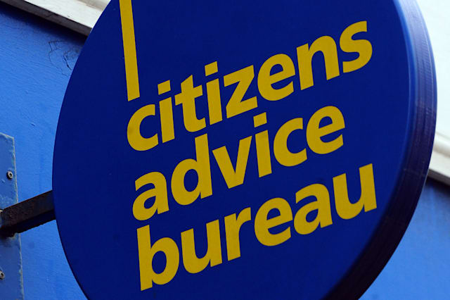 Citizens Advice Bureau stock