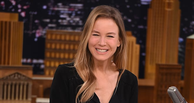 "Renee Zellweger Visits ""The Tonight Show Starring Jimmy Fallon"""