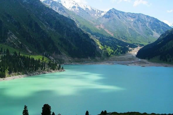 Bolshoye Almatinskoye lake