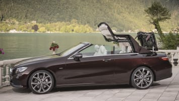 2018 E400 Convertible >> Topless But Not Toothless 2018 Mercedes Benz E400 Cabriolet