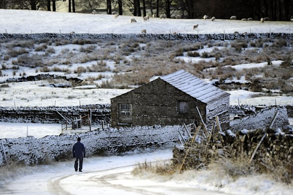 Britain braced for weather misery