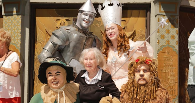 Warner Bros. World Premiere Screening of The Wizard of Oz in IMAX 3D and the grand opening of TCL Chinese Theatre IMAX