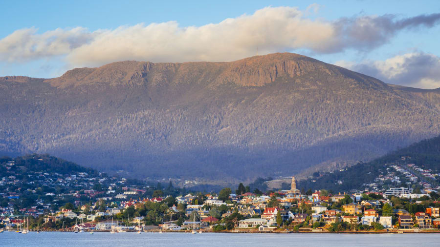 Hobart is renowned for its heritage buildings, parks, restaurants and Salamanca