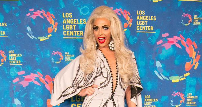 Los Angeles LGBT Center's 47th Anniversary Gala Vanguard Awards - Arrivals