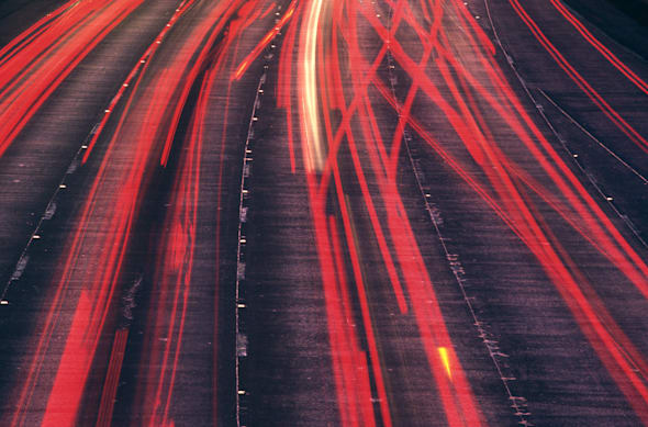 ||environmental concerns, color, horizontal, blur, background, motion, exterior, outside, night, center, environment, highway, f