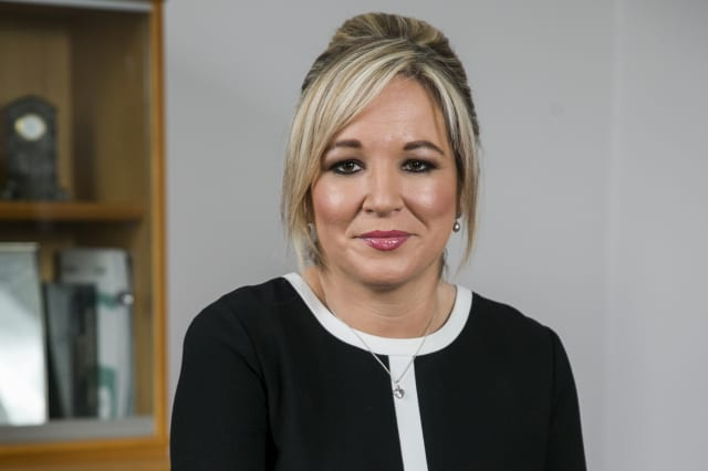 Michelle O'Neill leadership