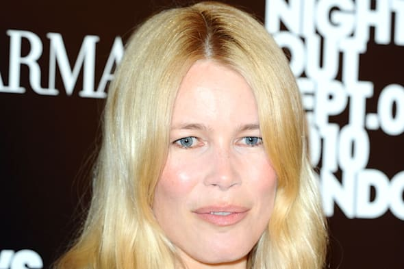 File photo dated 08/09/10 of supermodel Claudia Schiffer who has told how she was once offered a million pounds simply to attend a dinner date with a wealthy prince. PRESS ASSOCIATION Photo. Issue date: Friday February 28, 2014. The German star - married to Kick-Ass director Matthew Vaughn - said it was one of the weirdest proposals she has received during her years in the public eye as one of the world's most in-demand beauties. Schiffer discussed the megabucks offer - which she rejected - during an interview for the Jonathan Ross Show on ITV, to be screened on Saturday.  Asked about her oddest offers of work, she said: