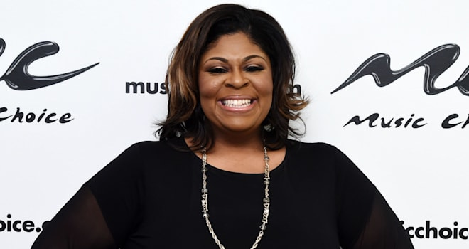 Kim Burrell Visits Music Choice