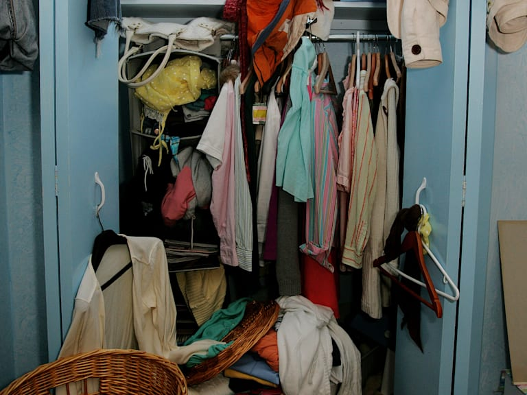What Does Your Clutter Say About You?