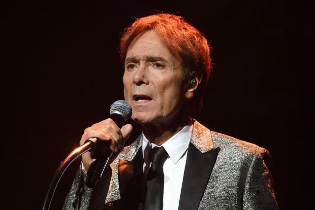 Cliff Richard 75th Birthday Tour - Birmingham