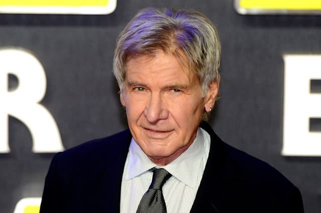 Pilot Harrison Ford