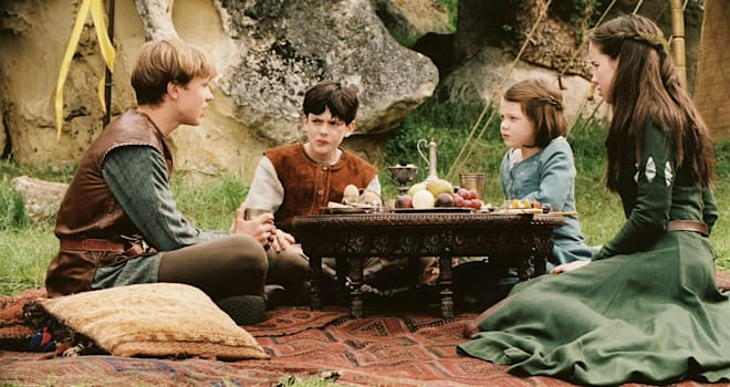 Fourth Chronicles of Narnia The Silver Chair in