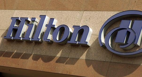 Hilton worldwide ipo hotels hospitality industry