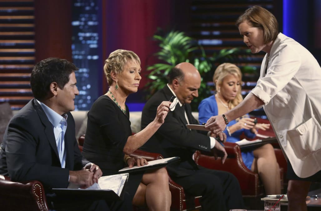 "ABC's ""Shark Tank"" - Season Five"