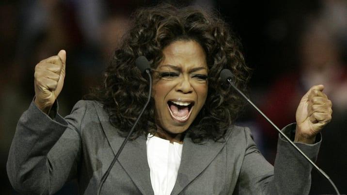 Oprah Obama 2008