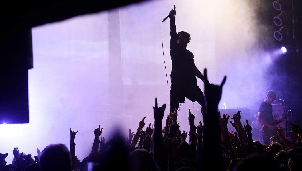 AFI Performs in Denver