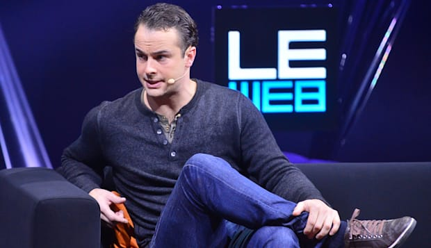 LEWEB 2014 - CONFERENCE - LEWEB TRENDS - DISRUPTION AS AN ECOSYSTEM - JEREMY JOHNSON (ANDELA) - PULLMAN STAGE