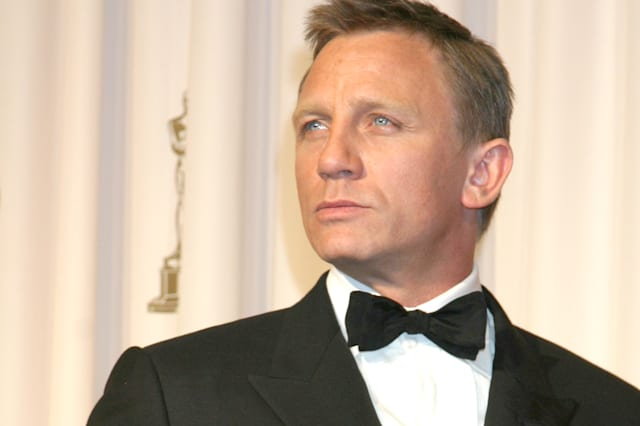 Daniel Craig 79th Annual Academy Awards Kodak Theater  Hollywood & Highland Hollywood, CA February 25, 2007
