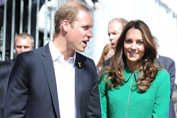 Pregnant Kate to miss Malta trip