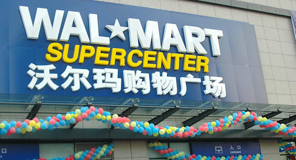 Walmart proclaims that their shareholding ratio in E-commerce website