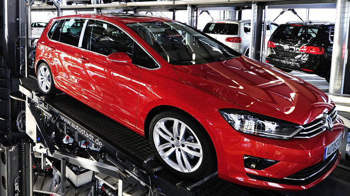 Volkswagen To Announce Annual Results