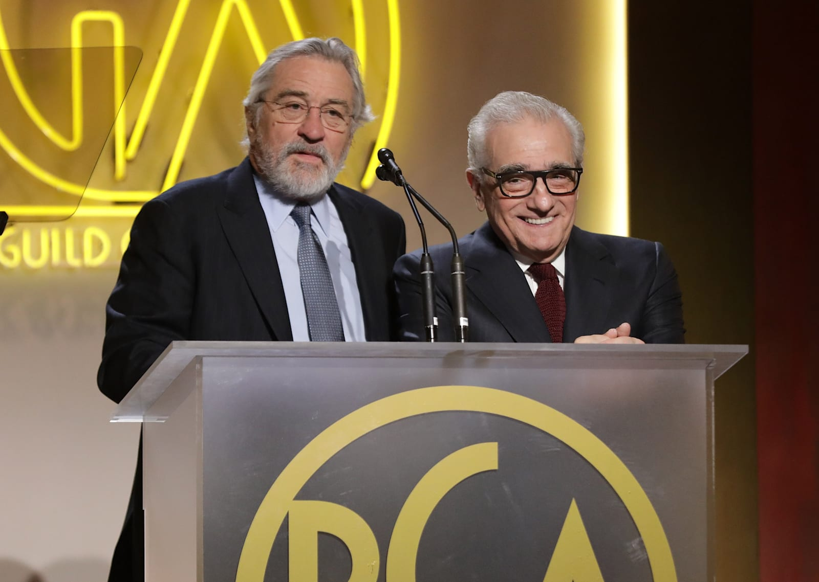 Netflix reportedly snags Martin Scorsese's 'The Irishman'
