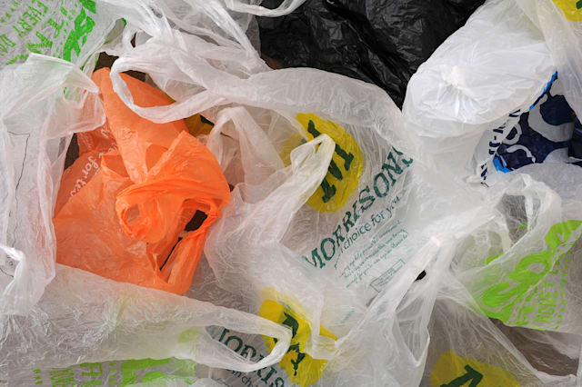 Carrier Bags - Stock