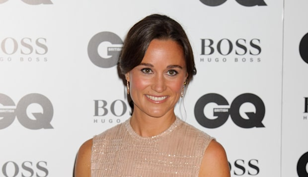 Pippa Middleton arrives for the GQ Men Of The Year Awards 2014.