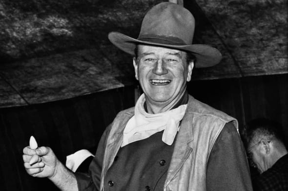 John Wayne s cowboy hat up for sale - AOL 180e26c3b7f