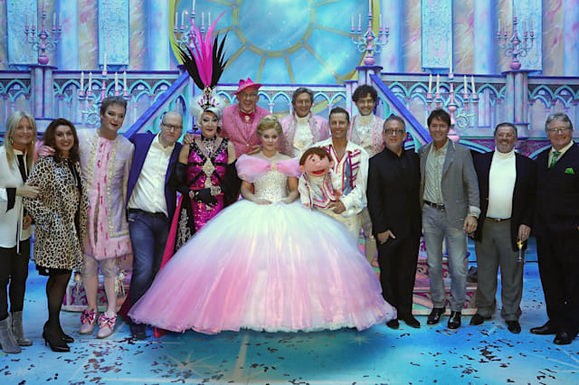 """""""Cinderella"""" - Opening Night - Curtain & After Party"""