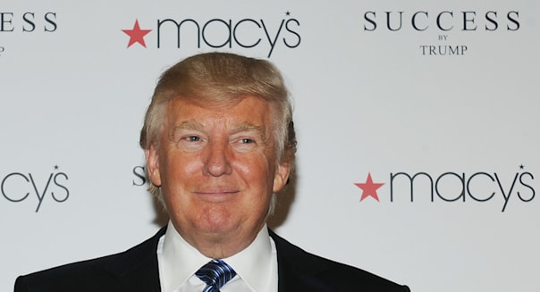 Success By Trump Fragrance Launch