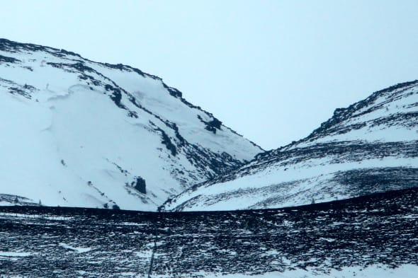 Chalamain Gap avalanche