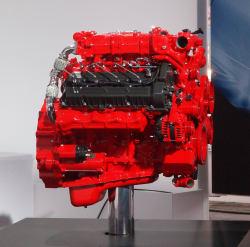 Cummins V8 turbodiesel