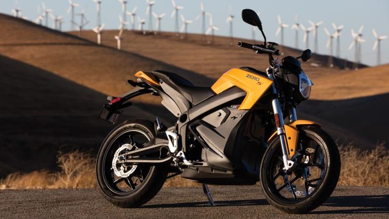 2017 Zero Motorcycles S streetfighter