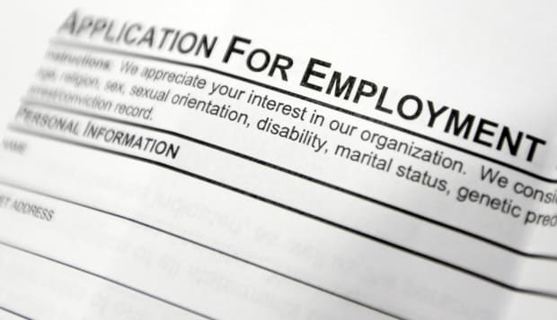 Unemployment Benefits Ahead of the Bell