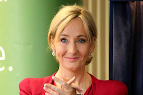 File photo dated 08/10/13 of JK Rowling who will publish her second crime novel this summer, with her private detective, Cormoran Strike, on the trail of a killer who bumps off a novelist. PRESS ASSOCIATION Photo. Issue date: Monday February 17, 2014. The Harry Potter creator was unmasked last year when it emerged she had secretly published a thriller called The Cuckoo's Calling under the pseudonym Robert Galbraith. Following the publication this summer of her new book, The Silkworm, Rowling is to discuss her crime-writing venture at a literary festival. She will appear in conversation with Val McDermid at the Theakston Old Peculier Crime Writing Festival in Harrogate, West Yorkshire. See PA story SHOWBIZ Rowling. Photo credit should read: Andrew Milligan/PA Wire