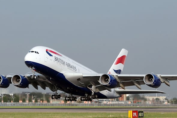 British Airways tops brands ranking