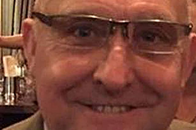 Pc Gordon Semple missing