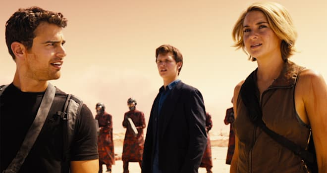 'The Divergent Series: Allegiant'