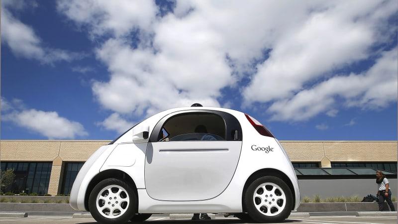 google googlex self driving autonamous electric ev