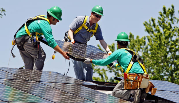 Solar City Investing in Solar