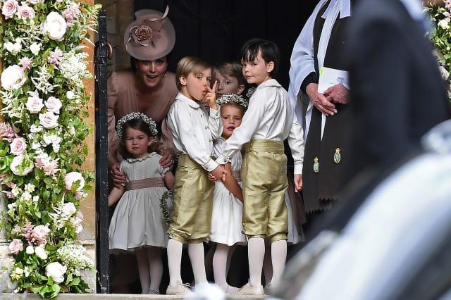 BRITAIN-ROYALS/WEDDING