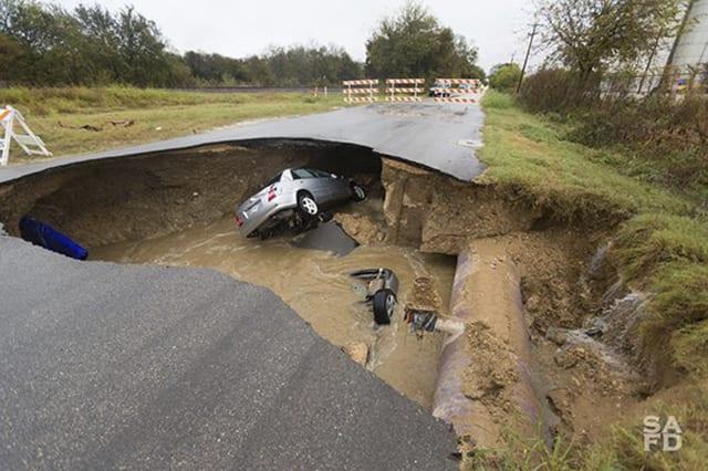Sinkhole San Antonio